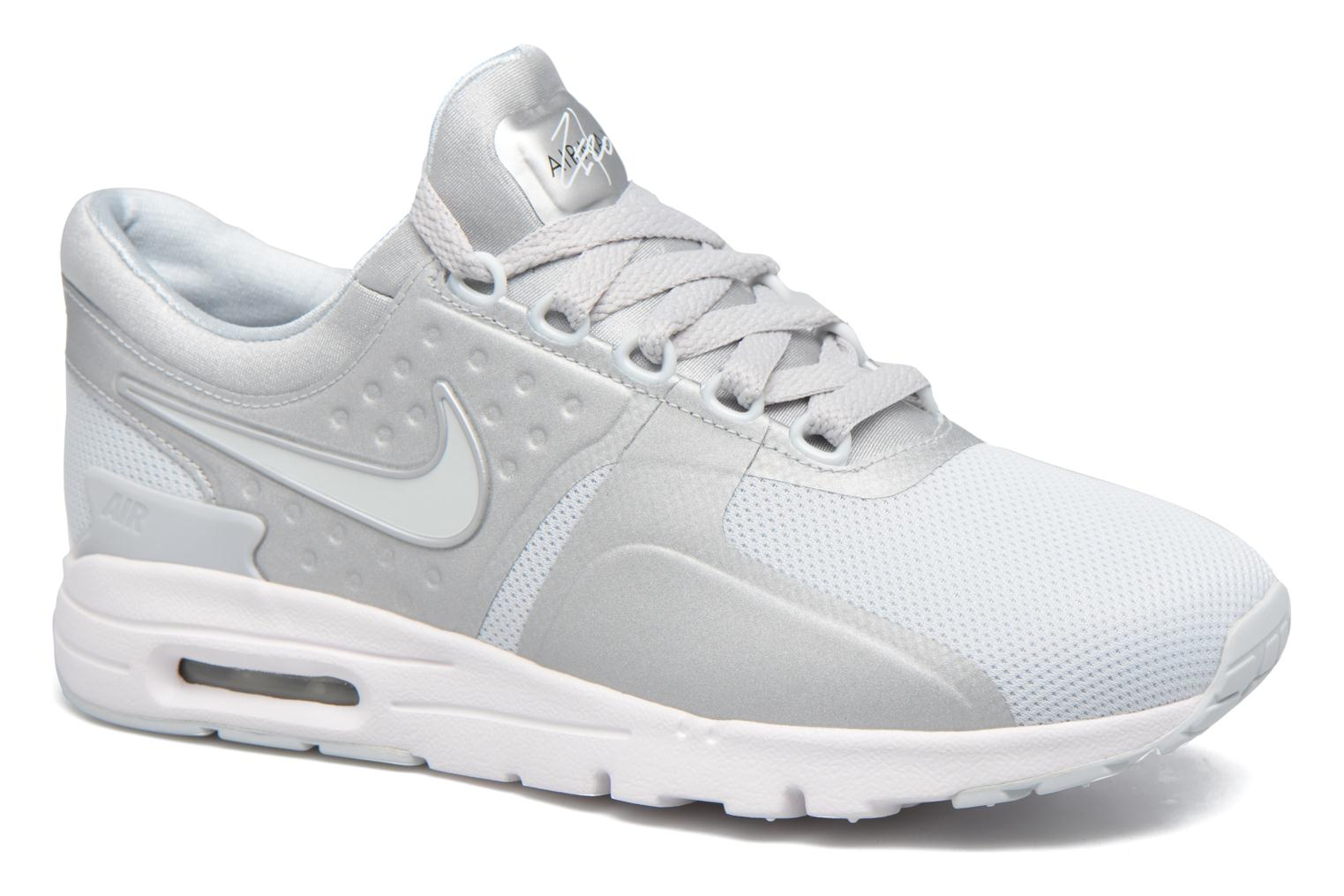 Baskets Nike W Air Max Zero Gris vue détail/paire