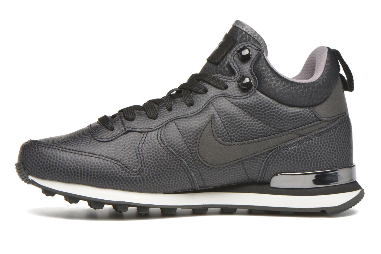 Hazelnut/Hazelnut-Washed Teal Nike W Internationalist Mid Lthr (Marron)
