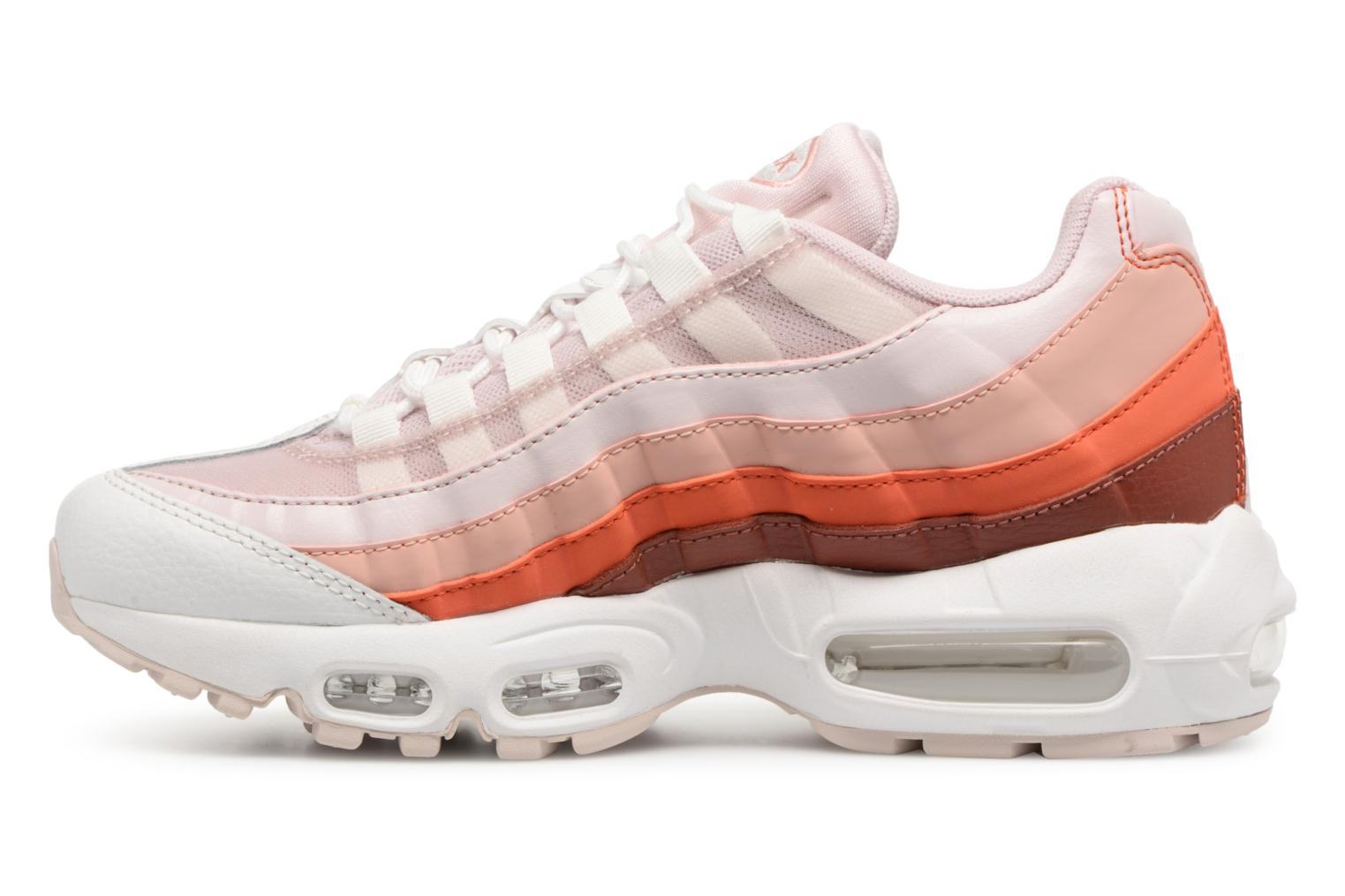 Sneakers Nike Wmns Air Max 95 Rosa immagine frontale
