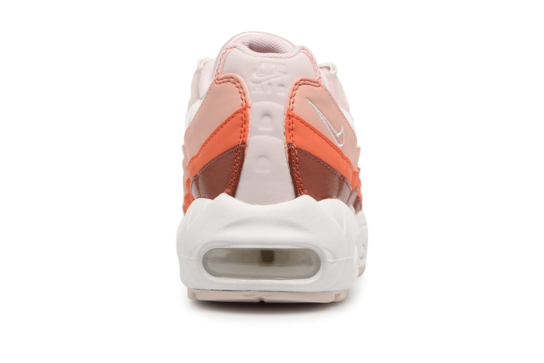 Sneakers Nike Wmns Air Max 95 Rosa immagine destra