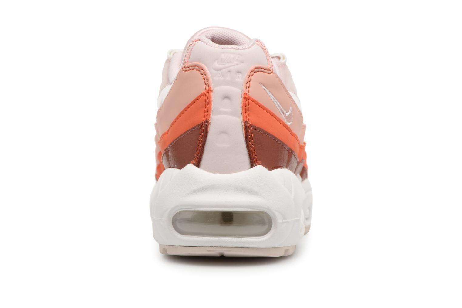 Sneakers Nike Wmns Air Max 95 Roze rechts