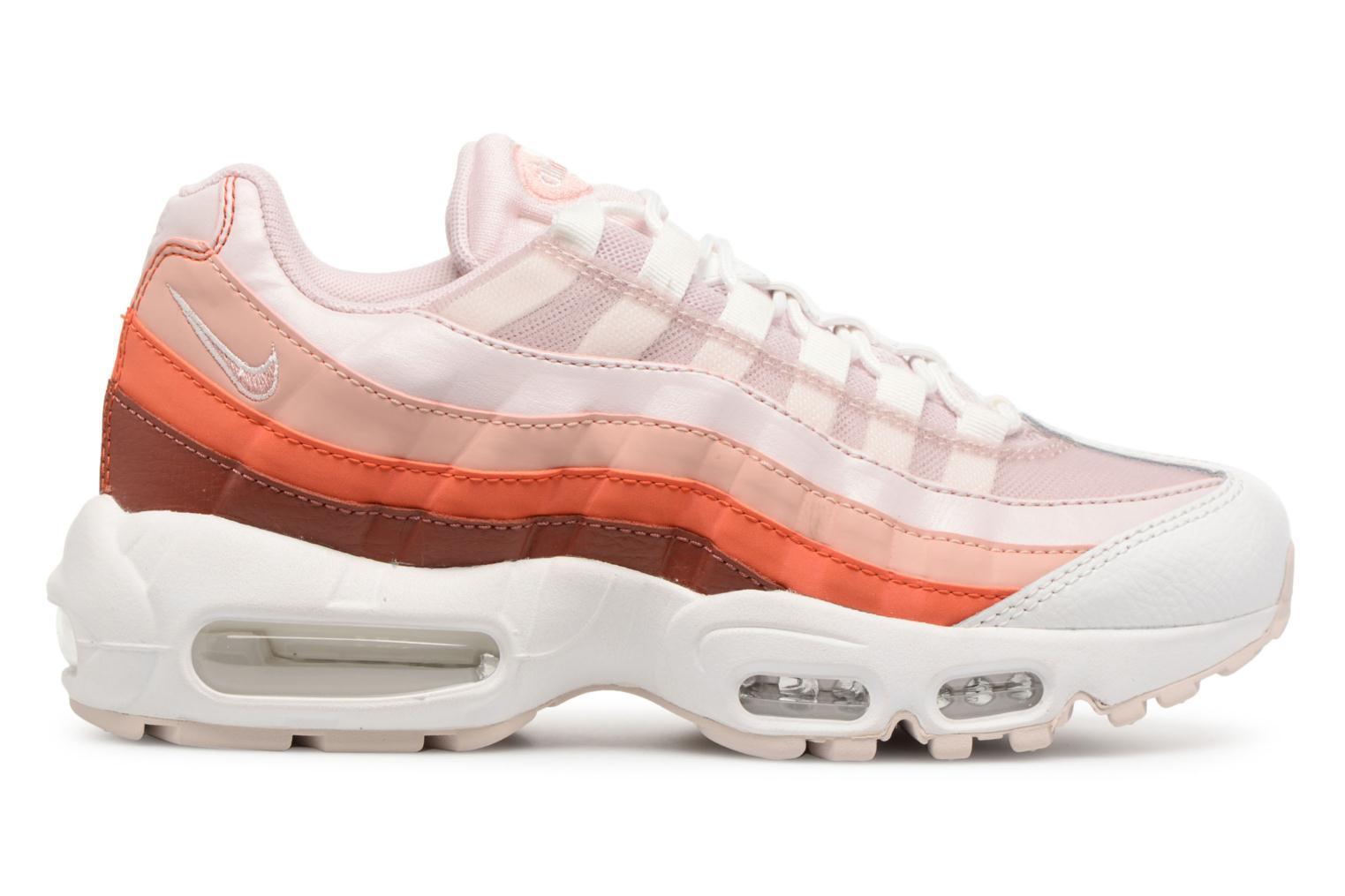 Sneakers Nike Wmns Air Max 95 Rosa immagine posteriore