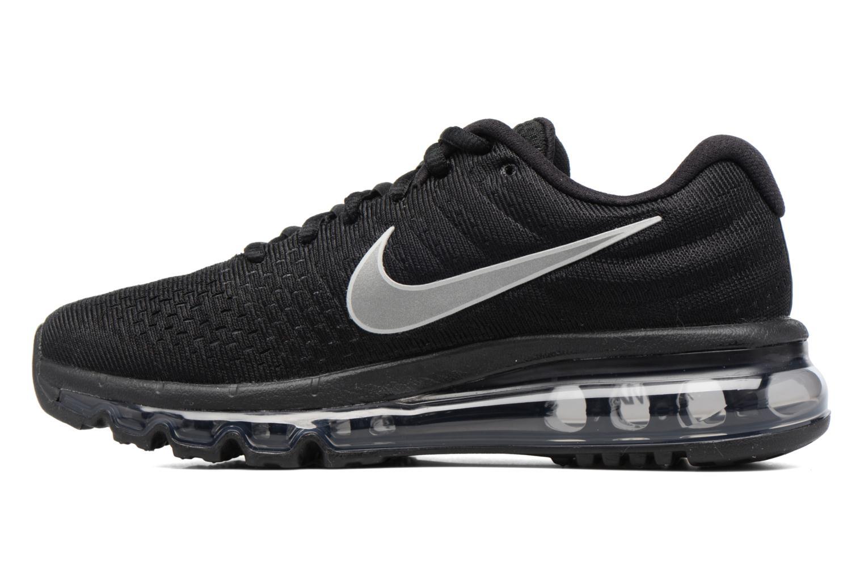 Sportschoenen Nike Wmns Nike Air Max 2017 Zwart voorkant