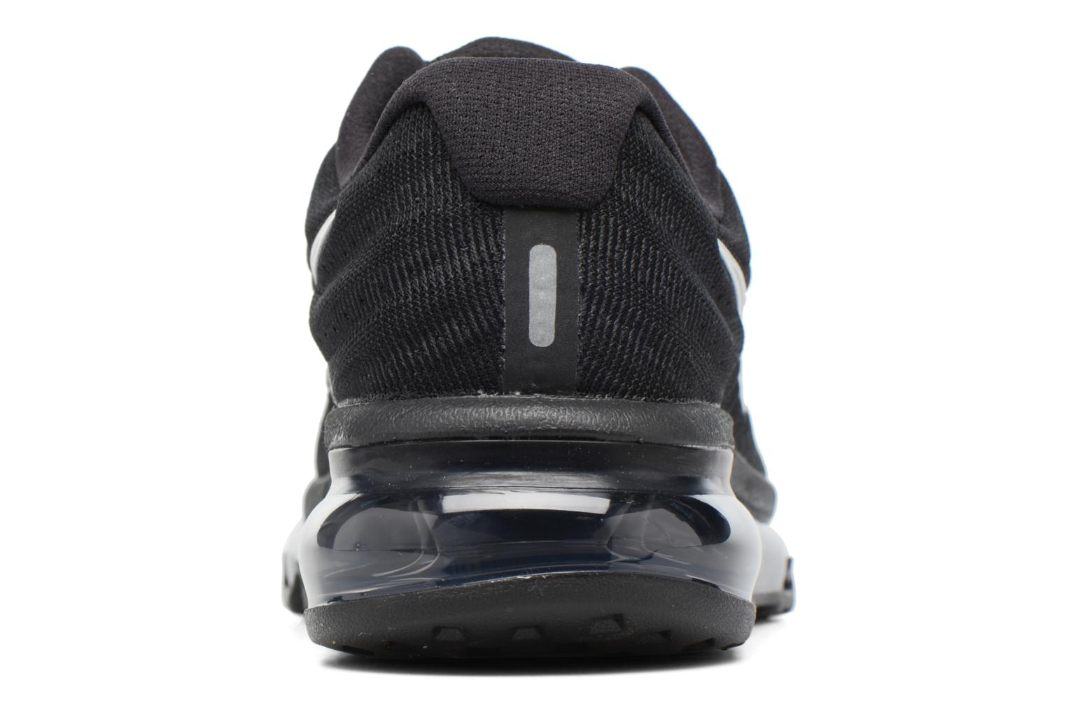 Sport shoes Nike Wmns Nike Air Max 2017 Black view from the right