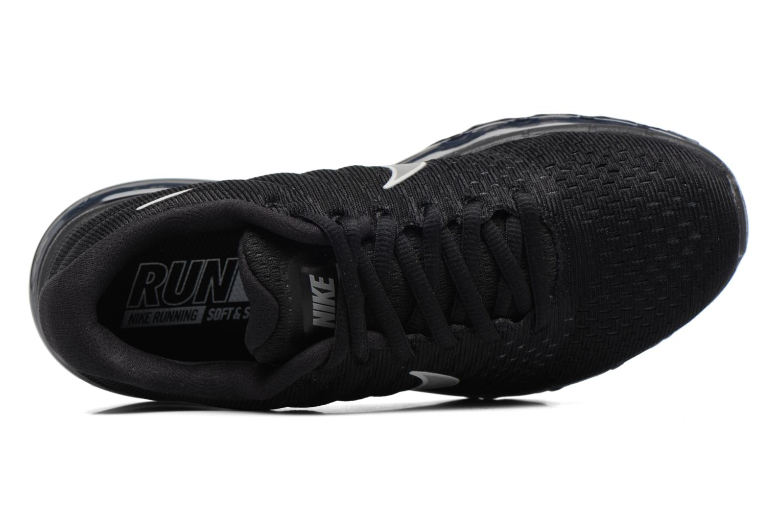Sport shoes Nike Wmns Nike Air Max 2017 Black view from the left