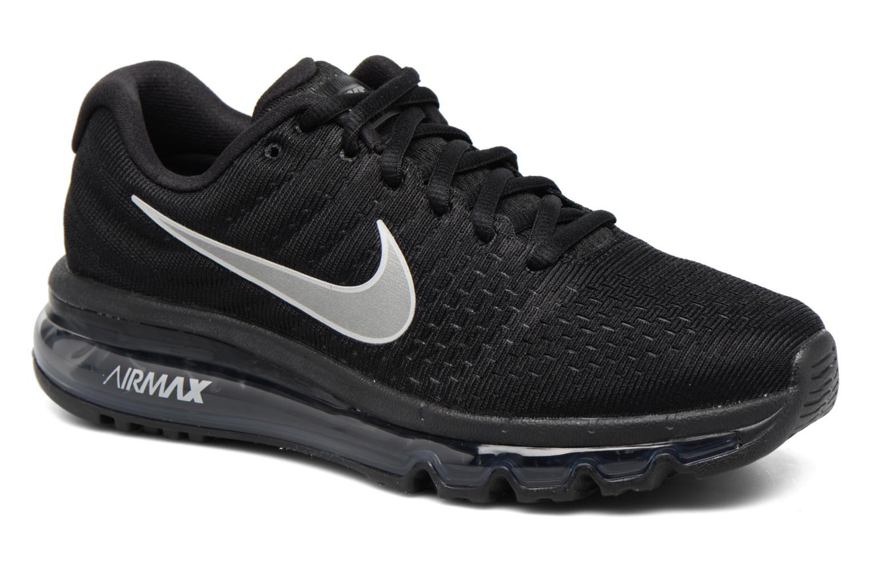 Sportschoenen Nike Wmns Nike Air Max 2017 Zwart detail