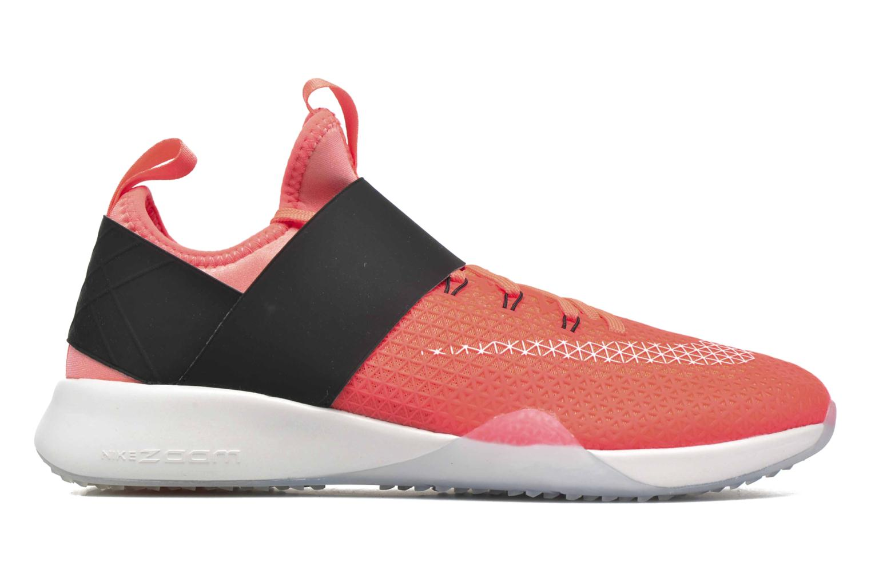 Chaussures de sport Nike Wmns Nike Air Zoom Strong Orange vue derrière