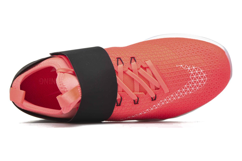 Sportssko Nike Wmns Nike Air Zoom Strong Orange se fra venstre