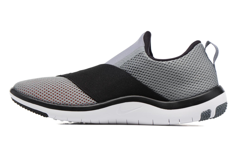 Sportssko Nike Wmns Nike Free Connect Grå se forfra