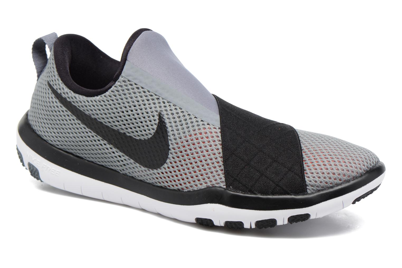 Sportssko Nike Wmns Nike Free Connect Grå detaljeret billede af skoene