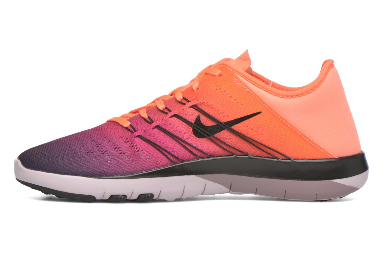 Chaussures de sport Nike Wmns Nike Free Tr 6 Spctrm Orange vue face