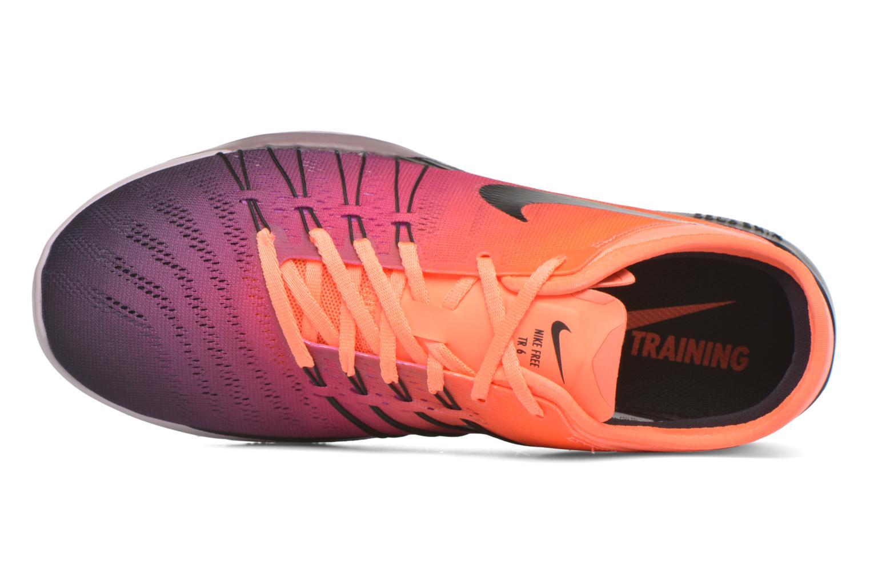 Chaussures de sport Nike Wmns Nike Free Tr 6 Spctrm Orange vue gauche