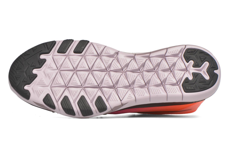 Chaussures de sport Nike Wmns Nike Free Tr 6 Spctrm Orange vue haut