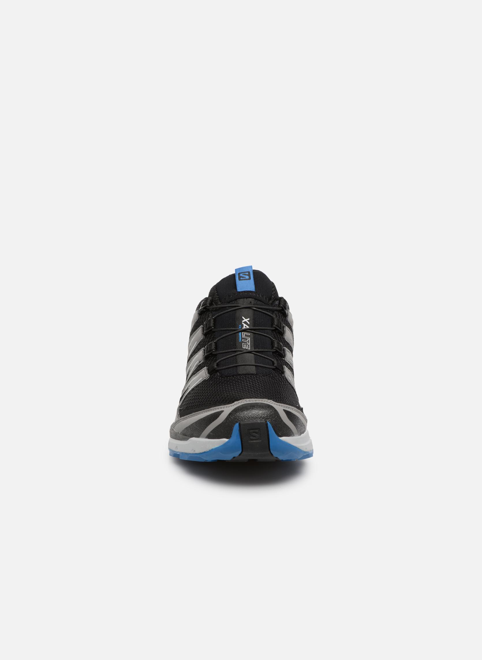 Chaussures de sport Salomon Xa Lite Noir vue portées chaussures
