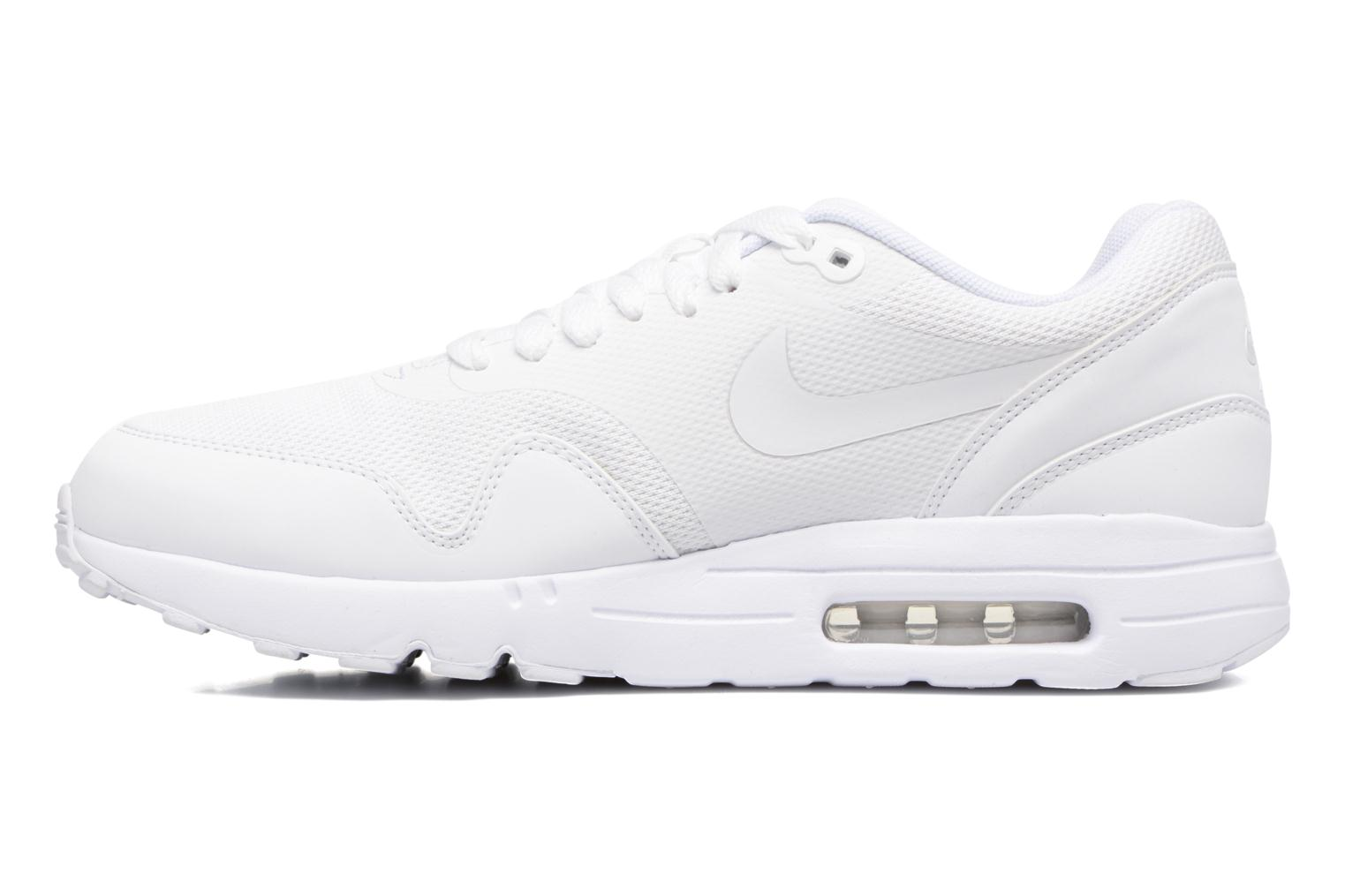 Baskets Nike Air Max 1 Ultra 2.0 Essential Blanc vue face