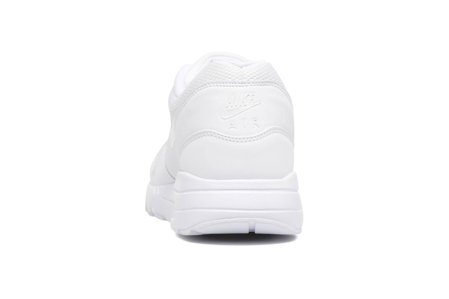 Baskets Nike Air Max 1 Ultra 2.0 Essential Blanc vue droite
