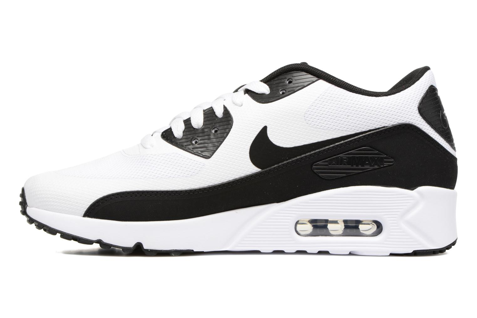 Baskets Nike Air Max 90 Ultra 2.0 Essential Blanc vue face