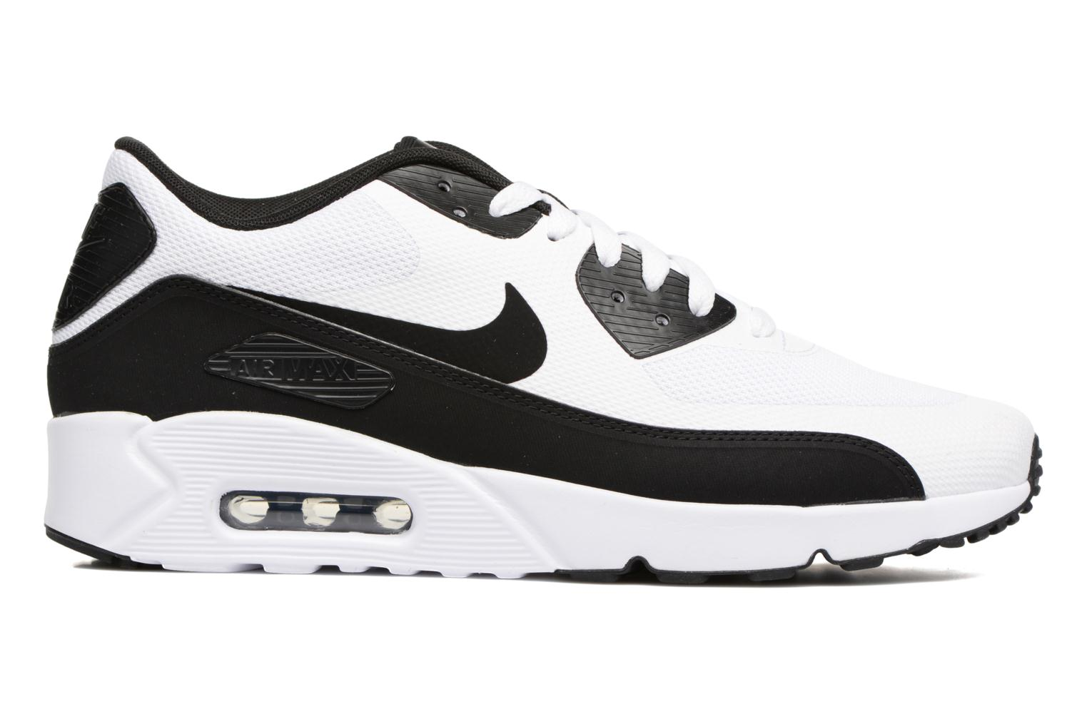 Baskets Nike Air Max 90 Ultra 2.0 Essential Blanc vue derrière