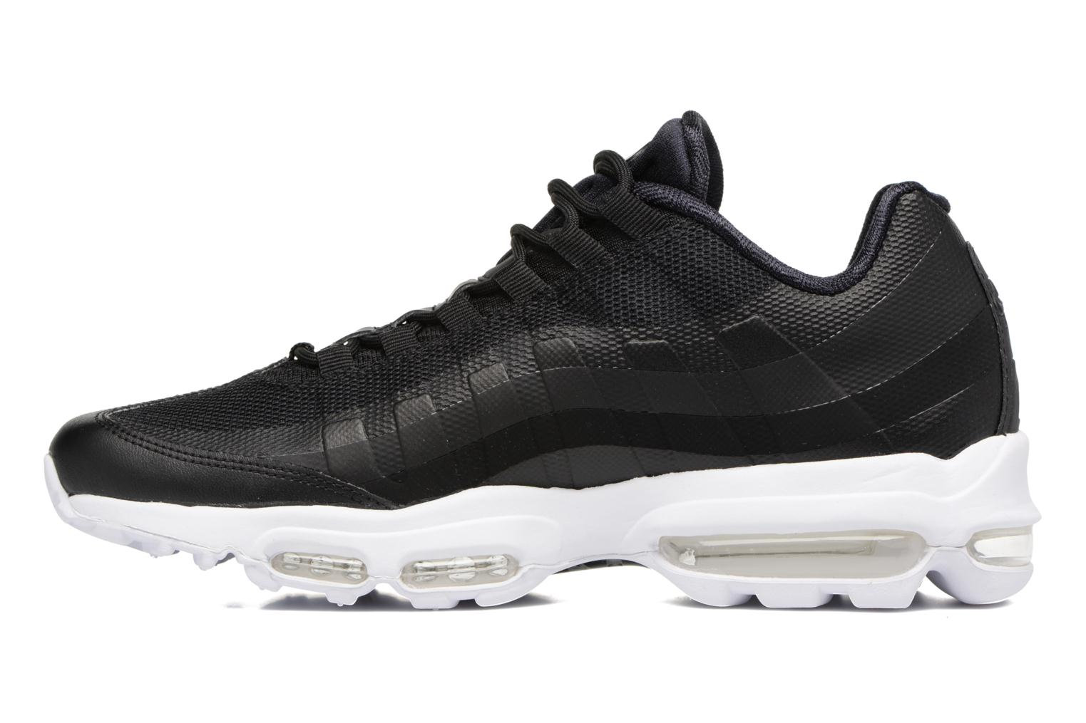 Trainers Nike Air Max 95 Ultra Essential Black front view