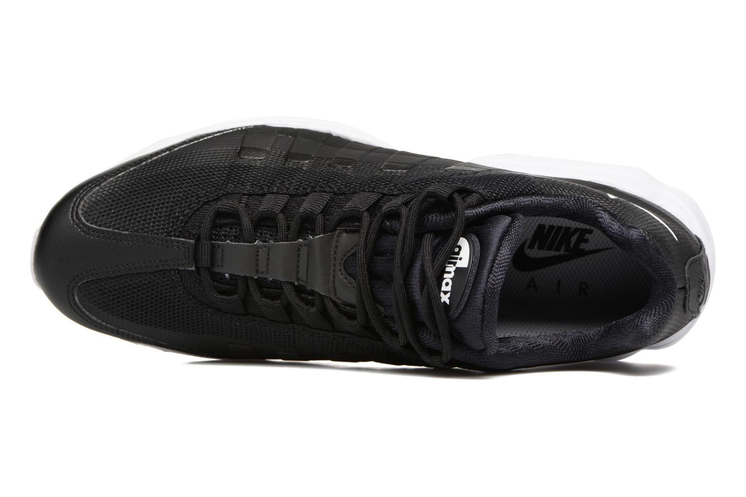 Trainers Nike Air Max 95 Ultra Essential Black view from the left