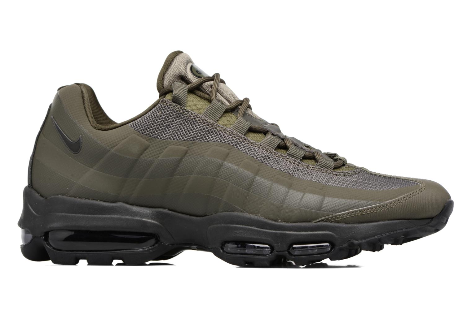 Air Max 95 Ultra Essential Cargo Khaki/Black-Black