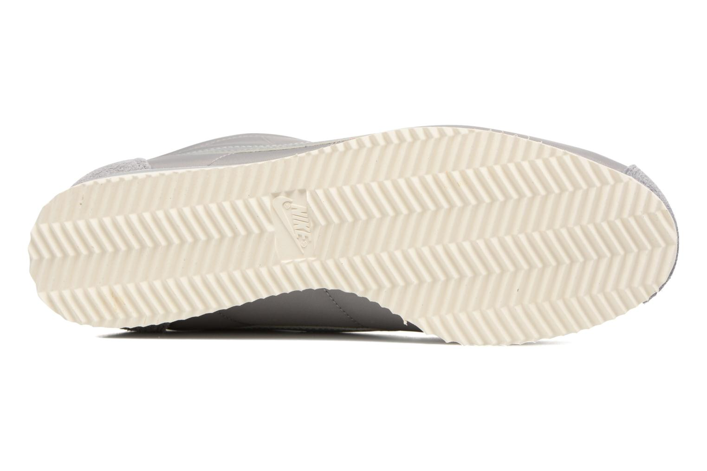 Classic Cortez Nylon Prem Medium Grey/Metallic Silver-Sail