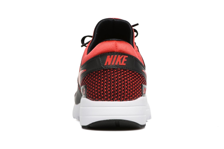 Baskets Nike Nike Air Max Zero Essential Rouge vue droite