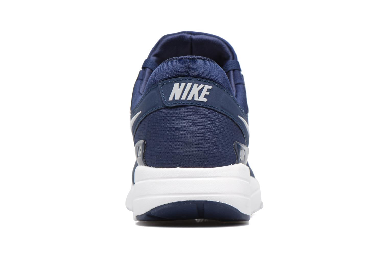 Baskets Nike Nike Air Max Zero Essential Bleu vue droite