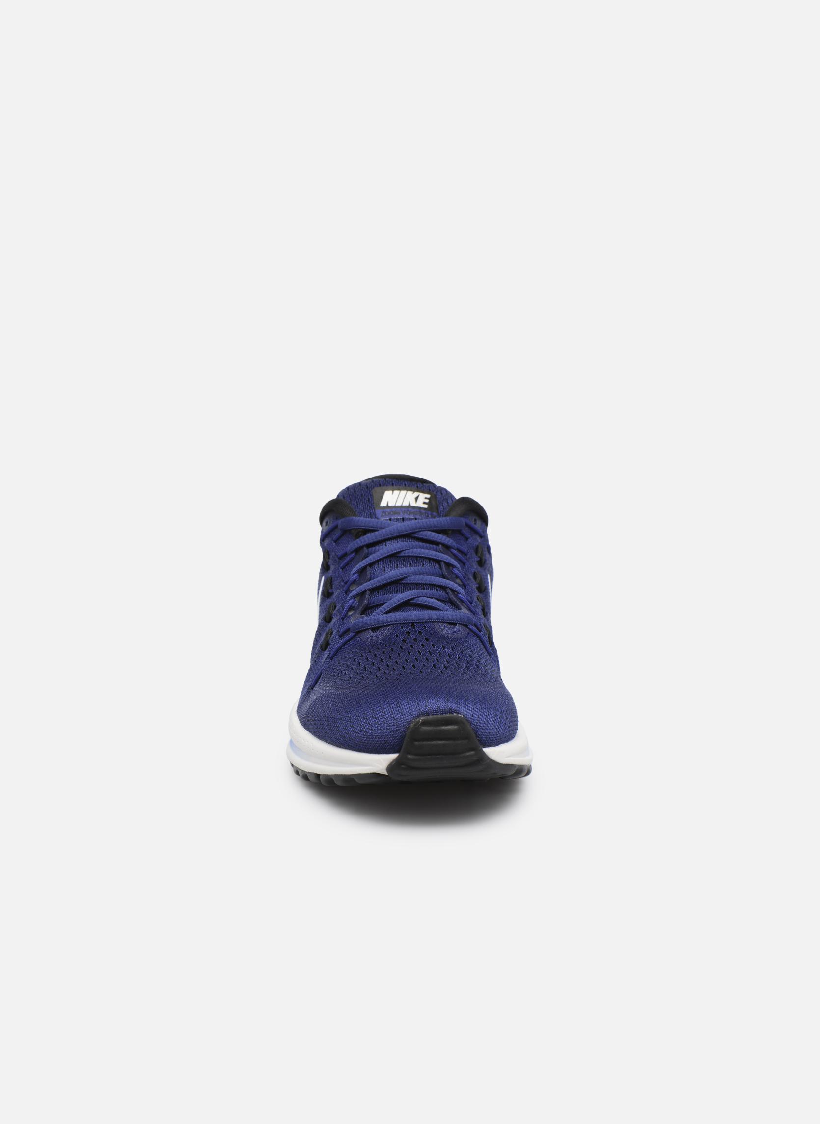 Chaussures de sport Nike Nike Air Zoom Vomero 12 Bleu vue portées chaussures