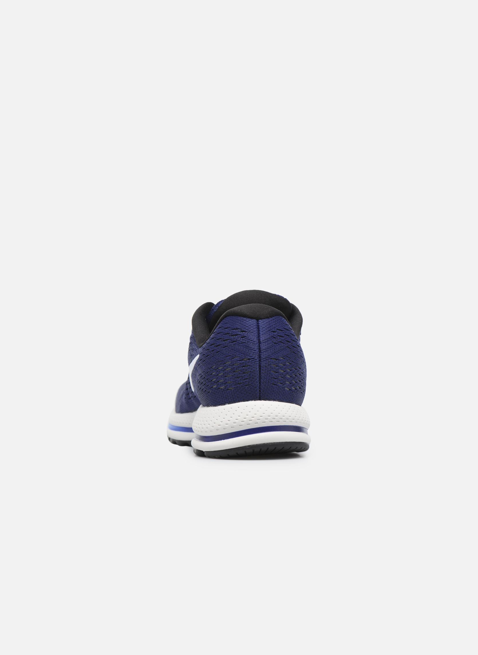 Chaussures de sport Nike Nike Air Zoom Vomero 12 Bleu vue droite