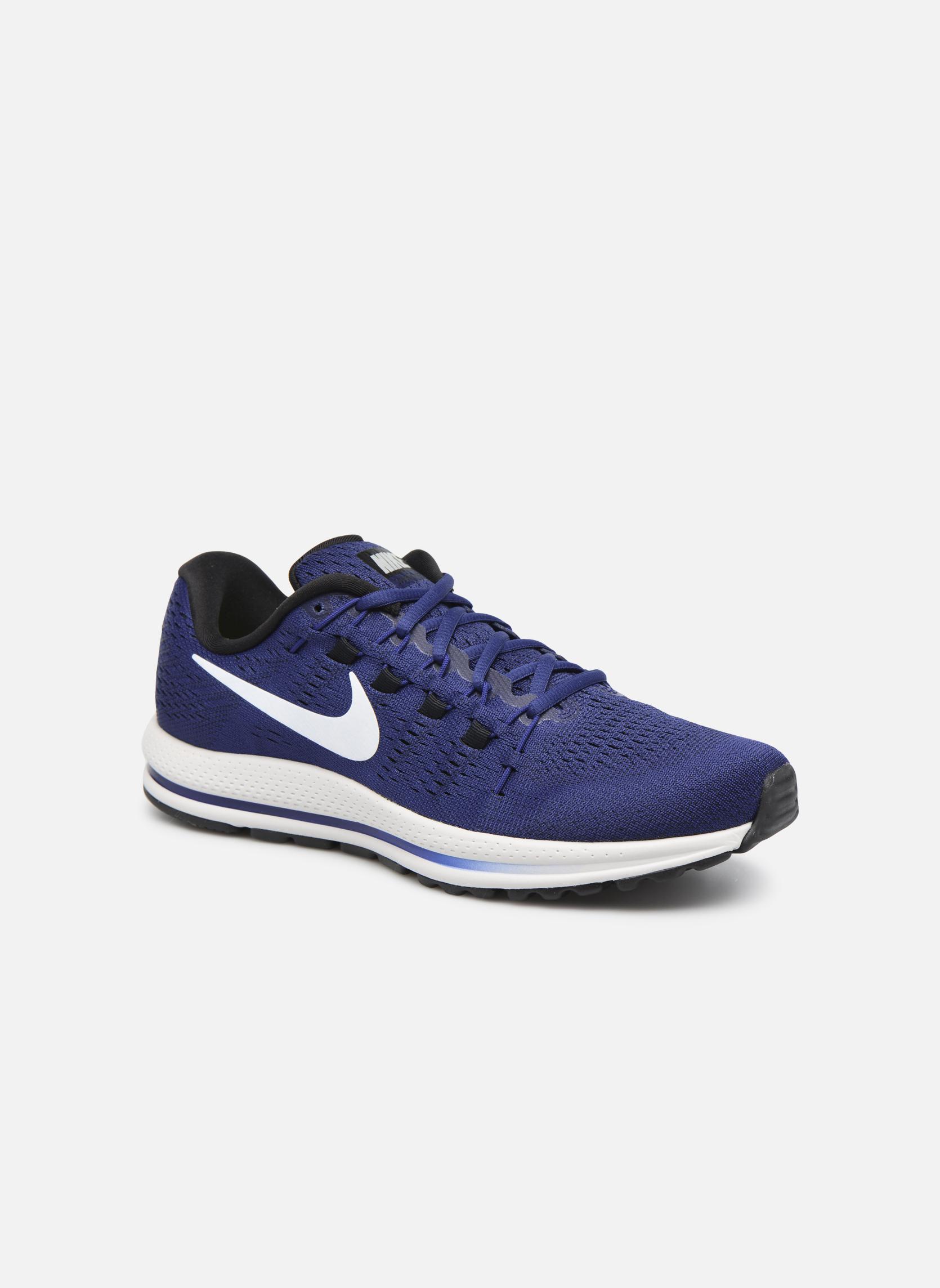 Chaussures de sport Nike Nike Air Zoom Vomero 12 Bleu vue détail/paire
