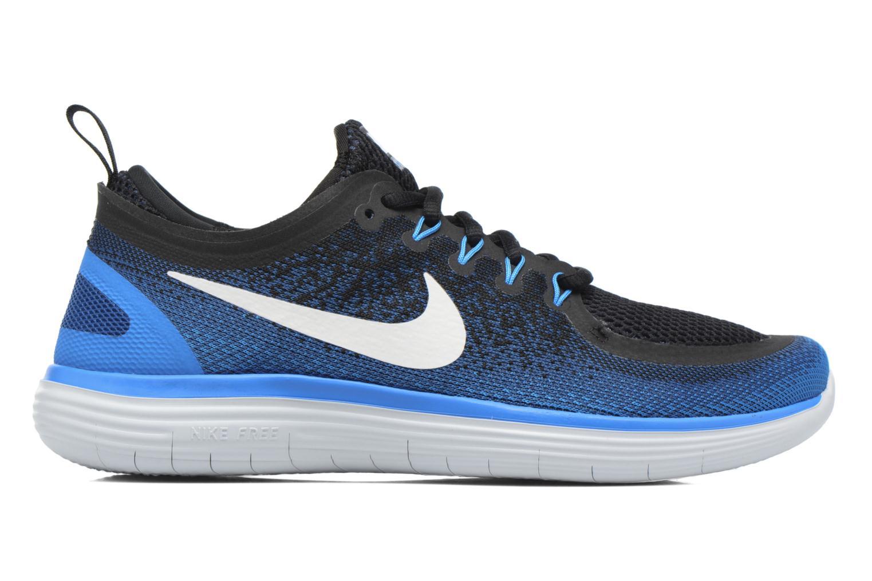 Chaussures de sport Nike Nike Free Rn Distance 2 Noir vue derrière