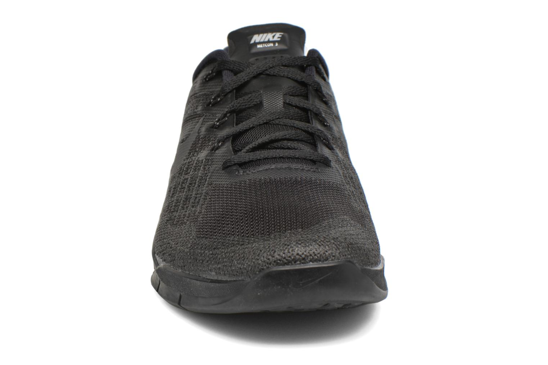 Scarpe sportive Nike Nike Metcon 3 Nero modello indossato