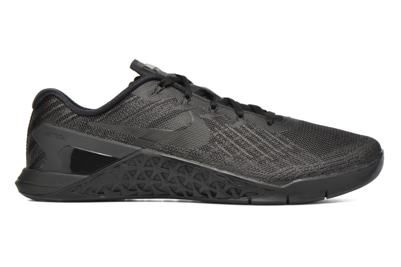 Sport shoes Nike Nike Metcon 3 Black back view