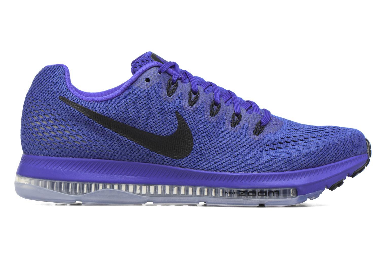 Chaussures de sport Nike Nike Zoom All Out Low Bleu vue derrière