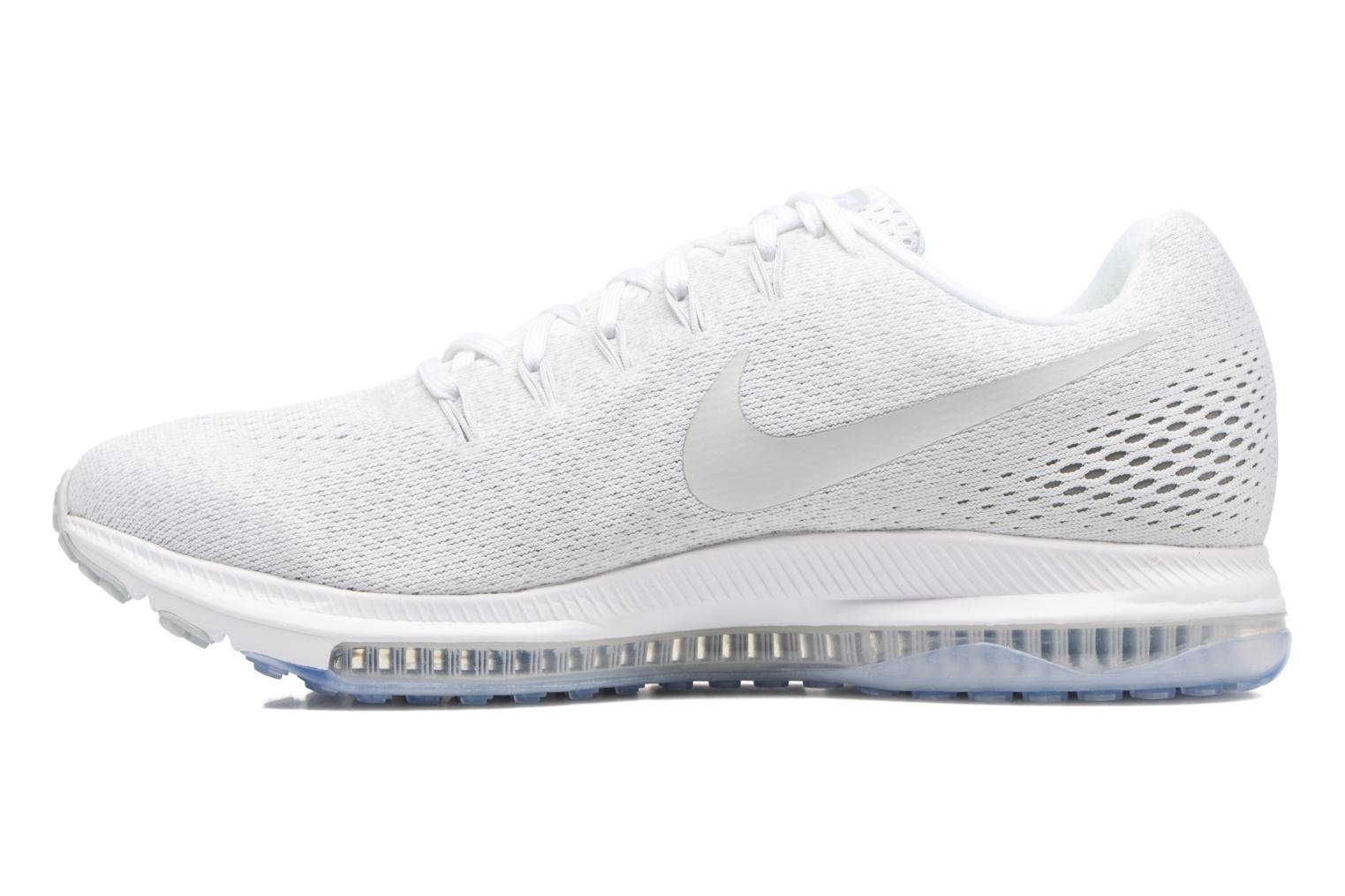 Zapatillas de deporte Nike Nike Zoom All Out Low Blanco vista de frente