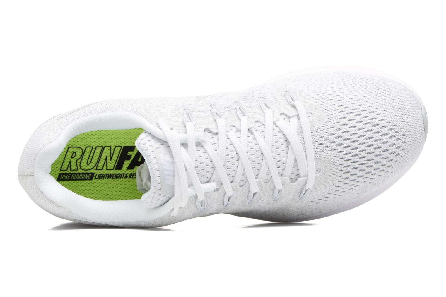 Zapatillas de deporte Nike Nike Zoom All Out Low Blanco vista lateral izquierda