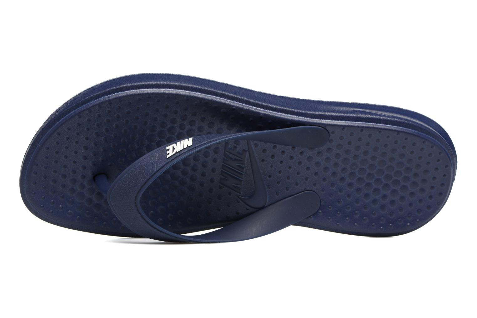 Slippers Nike Solay Thong Blauw links