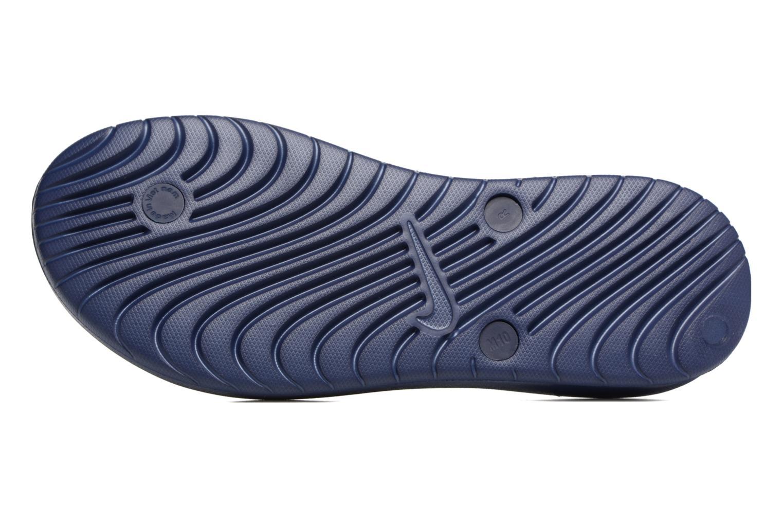 Infradito Nike Solay Thong Azzurro immagine dall'alto