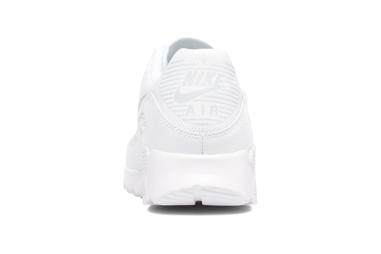 W Air Max 90 Ultra 2.0 White/Mtlc Platinum-White-Black