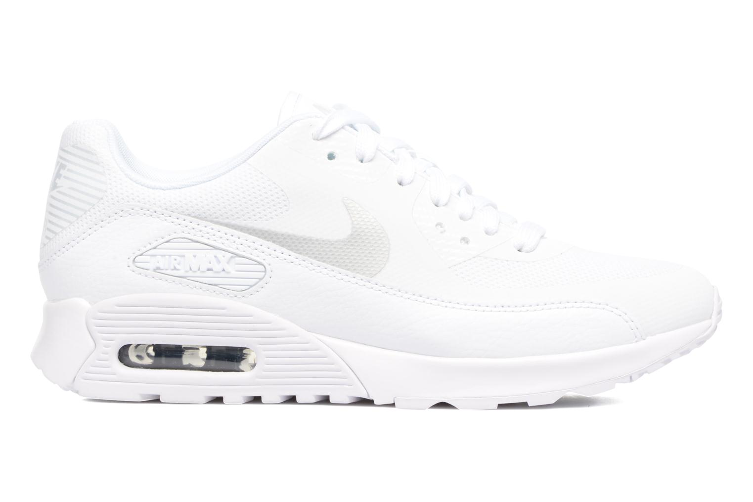 W Air Max 90 Ultra 2.0 White/Mtlc Platinum-White-Black