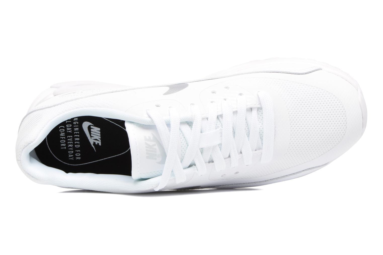 Sneaker Nike W Air Max 90 Ultra 2.0 weiß ansicht von links