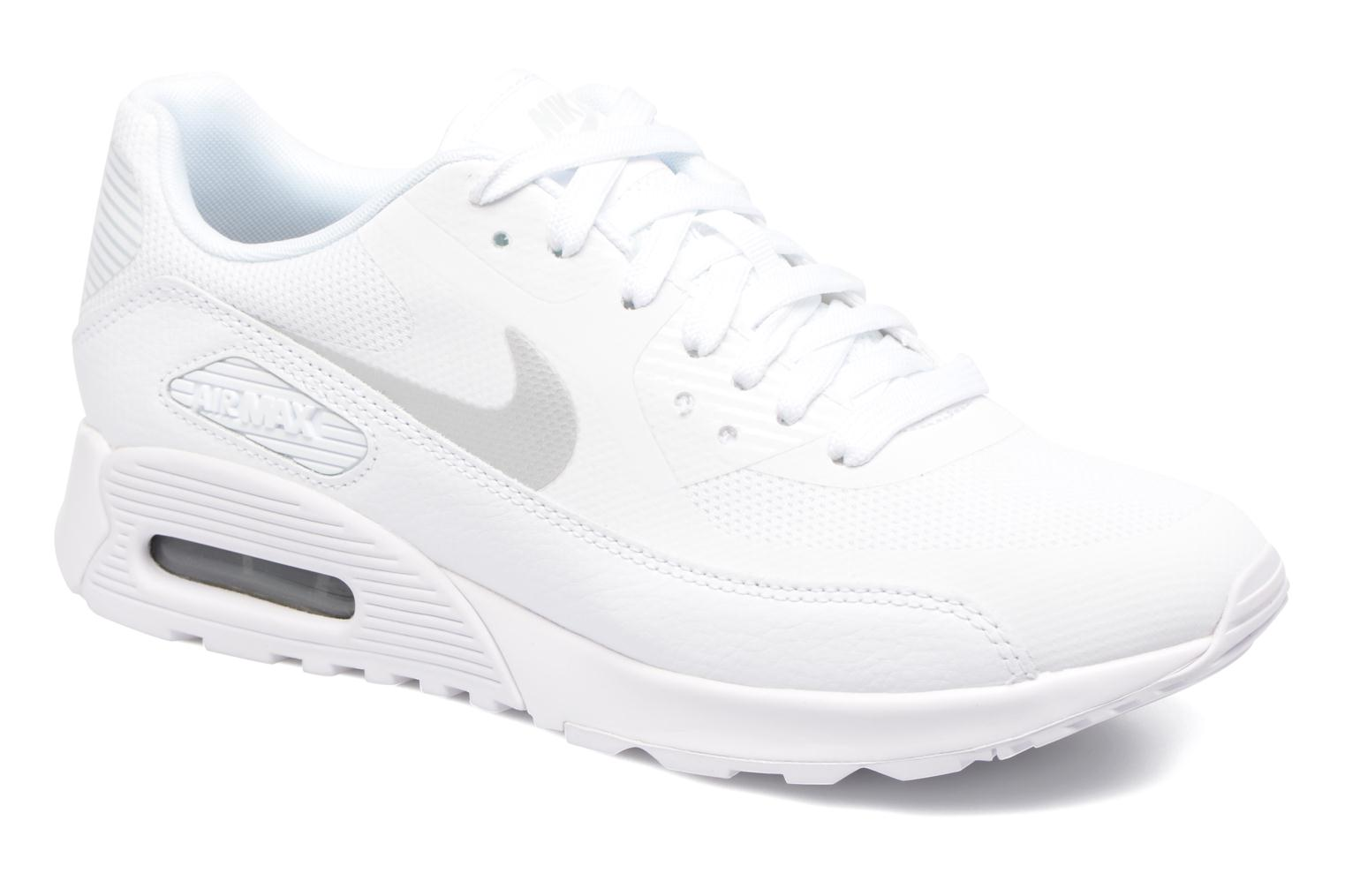 Trainers Nike W Air Max 90 Ultra 2.0 White detailed view/ Pair view