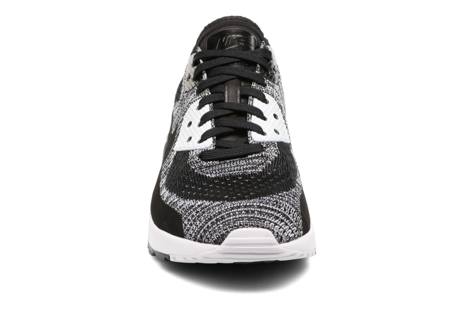 Trainers Nike W Air Max 90 Ultra 2.0 Flyknit Black model view