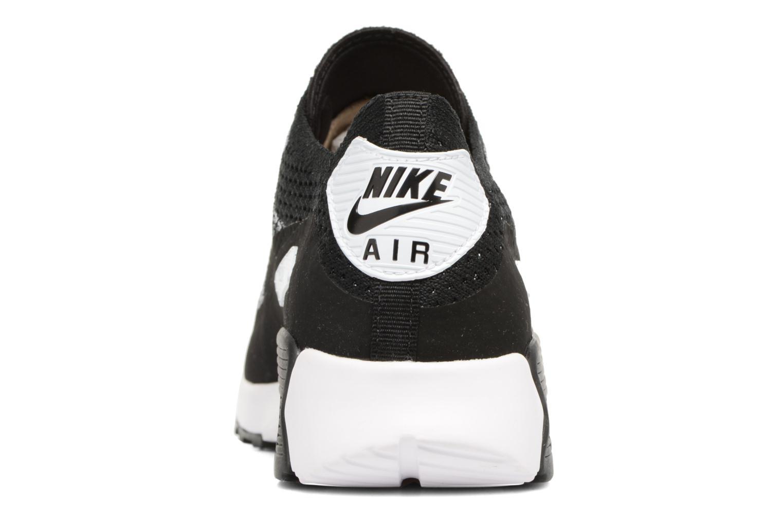 Sneakers Nike W Air Max 90 Ultra 2.0 Flyknit Nero immagine destra