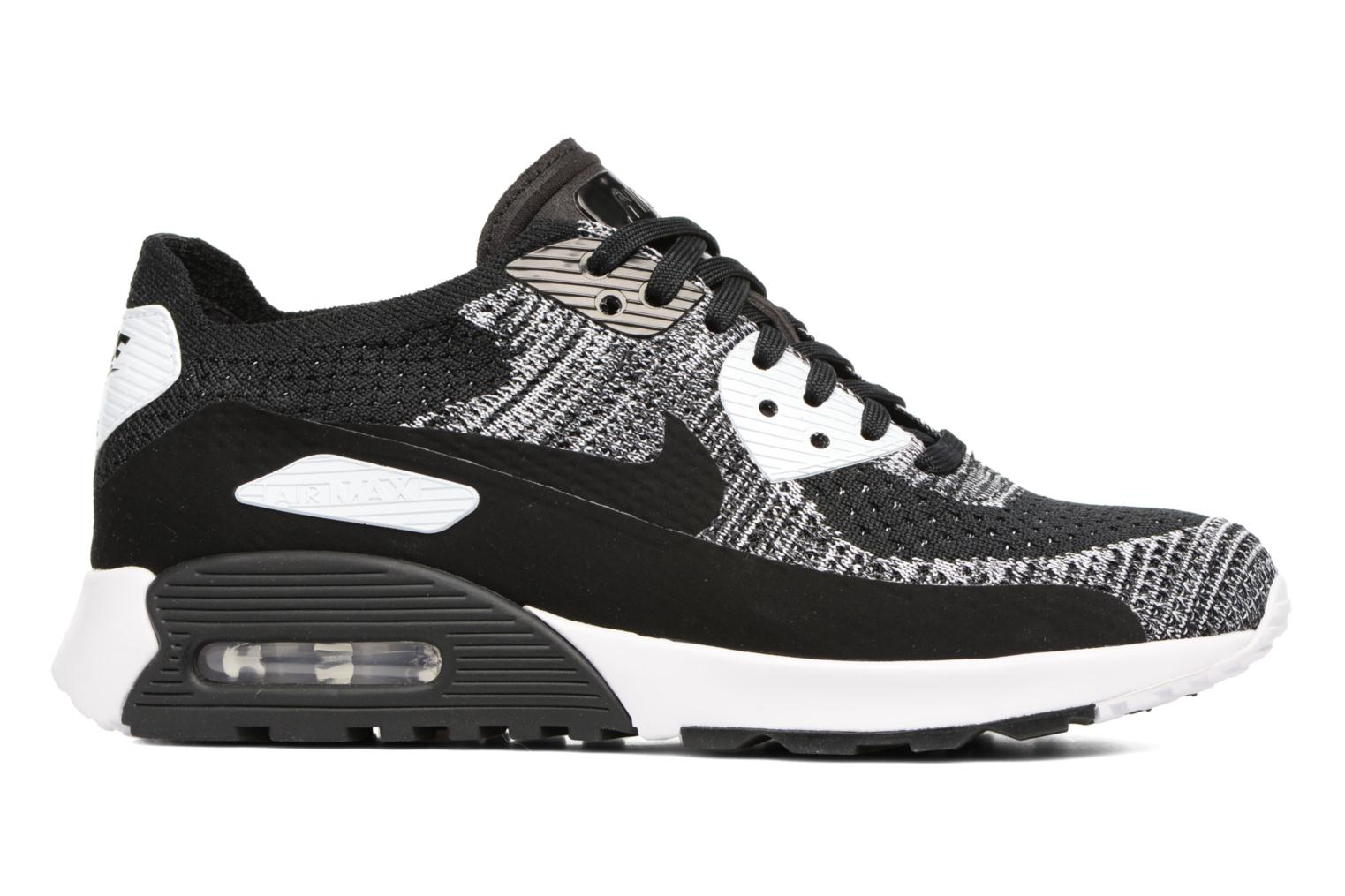 Trainers Nike W Air Max 90 Ultra 2.0 Flyknit Black back view