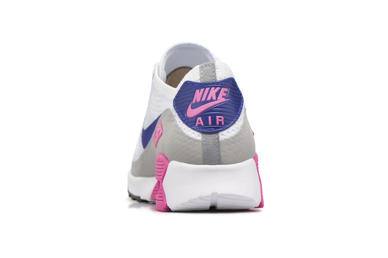 Baskets Nike W Air Max 90 Ultra 2.0 Flyknit Blanc vue droite