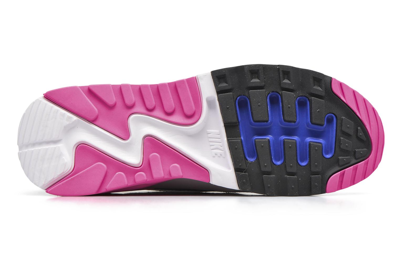 Baskets Nike W Air Max 90 Ultra 2.0 Flyknit Blanc vue haut