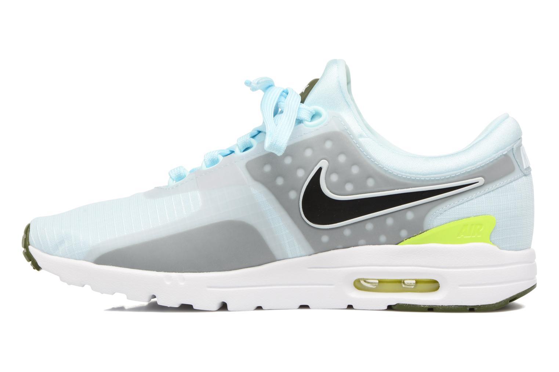 Sneaker Nike W Air Max Zero Si blau ansicht von vorne
