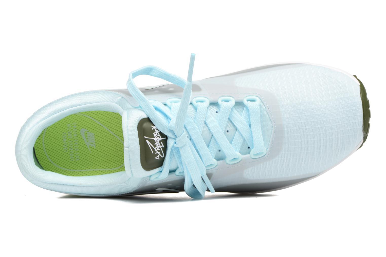 Sneakers Nike W Air Max Zero Si Blauw links